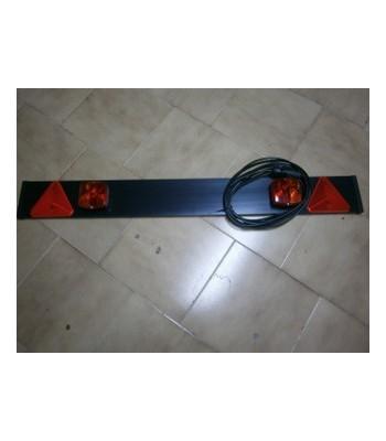 PLACA ELECTRICA PVC/PR COM CABO D