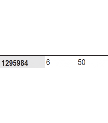 CINTA COM GANCHO 50MM COM 6MTS